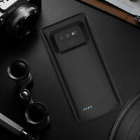 Rechargeable Backup Extended Battery Charging Case For Samsung Galaxy Note 9
