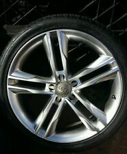 1x 19inch Audi A4 A6 Alloy Wheel❤5x112 pcd❤255 35 19 Tyre A4 A6 A8 VW GOLF T4 ❤