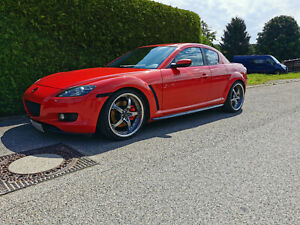 Seitenschweller für Mazda RX8 Seitenleisten ABE Schweller side kits GT GTR