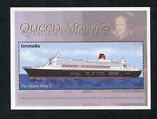 Grenada 2004 BF 673 Queen Mary II  MHN