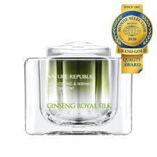 NATURE REPUBLIC Ginseng Royal Silk Watery Cream 60g / Korea Cosmetic / K-beauty