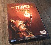 The Mines of Zavandor by Z-MAN Board Games Grimmborn, King of the Dwarves NEW