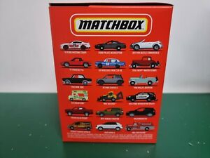 Matchbox POWER GRABS DNK70-4B36/956W 2021. 24 CARS IN NEW UN-TOUCHED BOX.