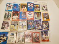 Lot Of 24 Different 1989 1988 Minor Major League Baseball Team Set ProCards Star