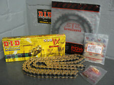 HONDA FIREBLADE CBR900RR CHAIN AND SPROCKET KIT 00-03 HEAVY DUTY GOLD X-RING