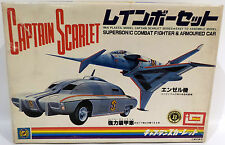 CAPTAIN SCARLET : MSV  & ANGEL INTERCEPTOR MODEL KIT SET MADE BY IMAI