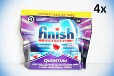 ( EUR 24,12/ kg)  4x finish Powerball Super Power Quantum = 88 Stk / 341g