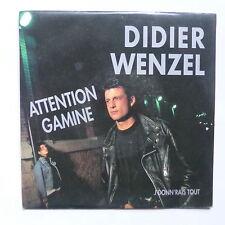 DIDIER WENZEL Attention gamine 8466  AUTOPRODUIT