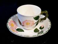 Beautiful Villeroy Boch Wild Rose Cup And Saucer
