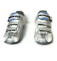 WHITE SILVER SUMMER BIKE BLOWOUT! SPECIALIZED TORCH ROAD WMN CYCLING SHOE