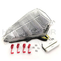 Tail Light Brake Light For 2006-2013 2007 2008 2009 Yamaha YZF R6 / YZF-R6 Clear