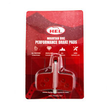 HEL Performance Organic Disc Brake Pads For TEKTRO HD-E710 DORADO (E-BIKE)