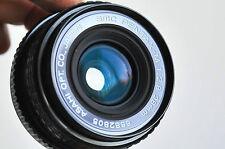 PENTAX ASAHI SMC PENTAX-M 28mm  f/2.8  Wide Angle Lens,  w/ Asahi Filter/ Case