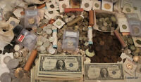ESTATE SALE! OLD US COINS ~ SILVER UNCIRCULATED LOT ~ VINTAGE COLLECTION