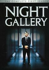 Night Gallery: The Complete First Season [3 Discs] (2004, REGION 1 DVD New)
