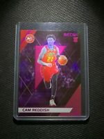2019-20 Chronicles Cam Reddish Recon #296 Pink RC Parallel RC HAWKS