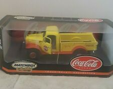 1:24 Matchbox Collectibles Coca-Cola Dodge Power Wagon 92619 NEW 2000