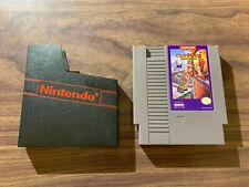 Disney's Chip 'N Dale: Rescue Rangers 2 II (Nintendo, NES) Authentic Game