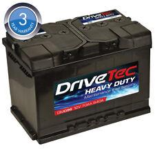 Drivetec DM096 Car Battery 096 12V 70Ah 640A L:277mm H:189mm W:174mm