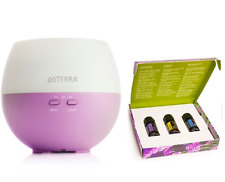 30%OFF doTERRA Petal Diffuser + 3x5ml Intro Gift Pack Essential Oil Aromatherapy