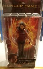 "New! The Hunger Games Katniss Everdeen Jennifer Lawrence 7"" Figure NECA 2011"
