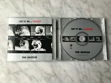 The Beatles Let It Be Naked 2 CD Capitol CDP 7243 5 95713 2 4 McCartney, Lennon