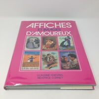 Great VALENTINE'S DAY GIFT!!! Vintage Posters & Images of Lovers HC in French