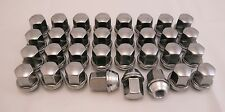 32 New Dodge Ram Factory OEM Polished Stainless 9/16-18 Lug Nuts Lugs 6036433AA