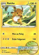 Pokemon - Raichu - Rare - 66/202 EB01 Epee Bouclier - VF Francais