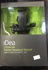 """Ideausa Vehicle headrest  Mount For Tablet - 7"""" To 11"""" Screen Support """"product"""