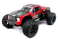 NEW Redcat Racing Blackout Xte 1/10 Scale Electric Monster Truck Red Truck