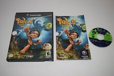 Tak 2 The Staff of Dreams Nintendo GameCube Video Game Complete