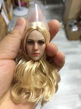 "KIMI TOYS 1/6 Scale Female Head Sculpt F/12"" HT Phicen Figure Body KT004 Toys"