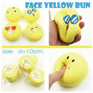 Slow Rising Squeeze New Jumbo Cream Scented For Kids Funny Toy Reliever Stress