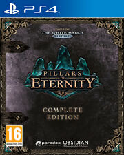 Pillars Of Eternity - Complete Edition PS4 Playstation 4 IT IMPORT