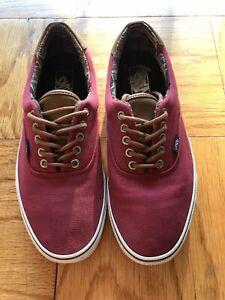 Vans mens casual shoes  10.5 10 1/2 women's 12