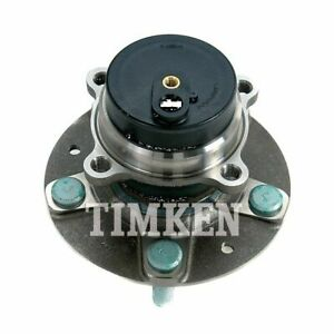 Wheel Bearing and Hub Assembly Front TIMKEN HA590205 fits 06-15 Mazda MX-5 Miata