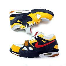 Nike Air Trainer III Mens Size 12  Mid Premium Sertig 312333-061 Red/Taxi/White