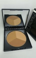St. Tropez 3-in-1 Bronzing Powder Compact 22g Sculpt, Bronze, Highlight