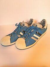 RETRO Clamshell Toe Adidas Superstar 1 NBA Series Dallas Mavericks Size 20 Shoe