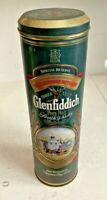 GLENFIDDICH SPECIAL RESERVE WHISKY EMPTY BOTTLE TIN - CONTAINER BOX WHISKEY