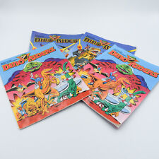 TYCO Dino Riders Mini comic books lot