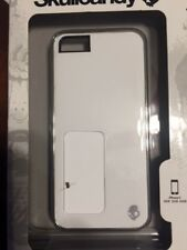 Skullcandy White Case for iPhone SE 5 5S NEW