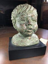 Museum Pieces Inc Child Bust Sculpture