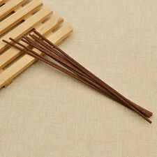 Reed Fragrance Oil Diffuser Sticks Home Replacement Refill Aromatherapy 1 Set