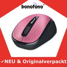 Microsoft Wireless Mobile Mouse Maus 3500 (Dragon Fruit - GMF-00003)   NEU & OVP