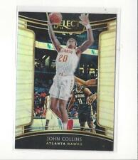 2018-19 Select Prizms Silver #48 John Collins Hawks