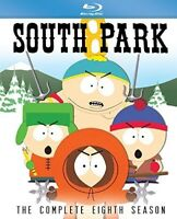 South Park: The Complete Eighth Season [New Blu-ray] Full Frame, 2 Pack