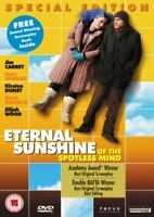 Eternal Sunshine Of The Spotless Mind DVD Nuevo DVD (MP411D)