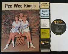 Pee Wee King & Cast Cuca 2255 Pee Wee Kings Country Western Hoedown